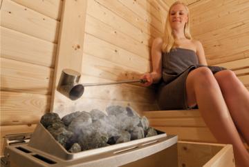 Starkstrom Sauna Ofen 400V >