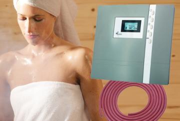 Sauna Steuergeräte & Kabel >