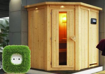 Energiespar-Saunen