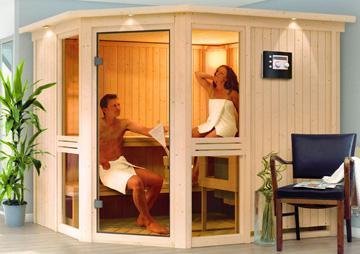 Sauna ab 4 Personen >