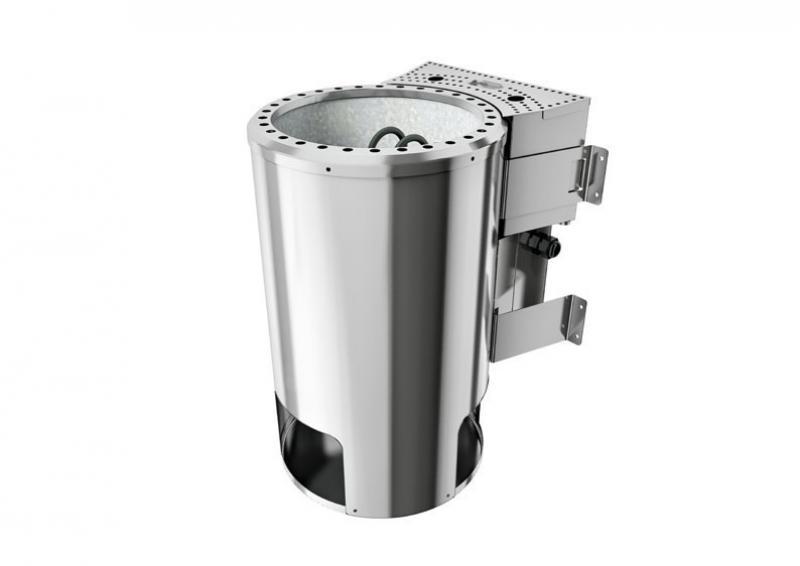 Karibu Saunaofen 230 Volt Biokombiofen 3,6 kW - mit externer Multifunktions-Steuerung