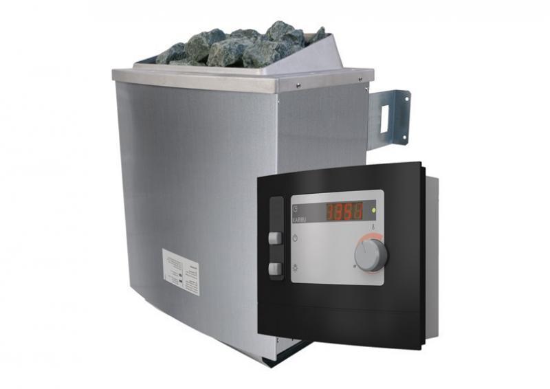 Karibu Ofen 9 kW - inkl. ext. Steuerung Modern (Kabel A + B notwendig)