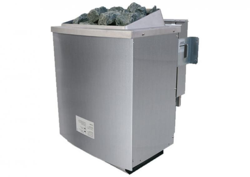 Karibu Biokombiofen 9 kW für ext. Steuerung (Kabel A und D notwendig)