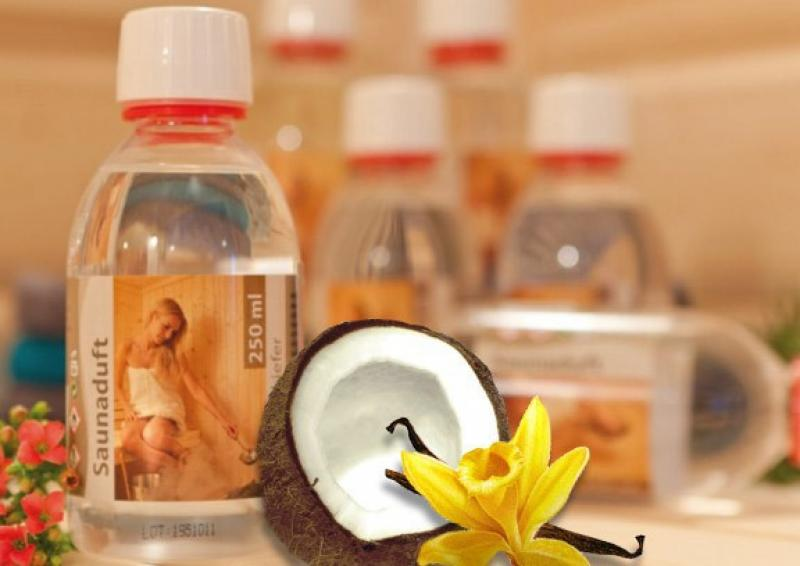 Karibu Sauna Aufgusskonzentrat 250 ml Kokos-Vanille