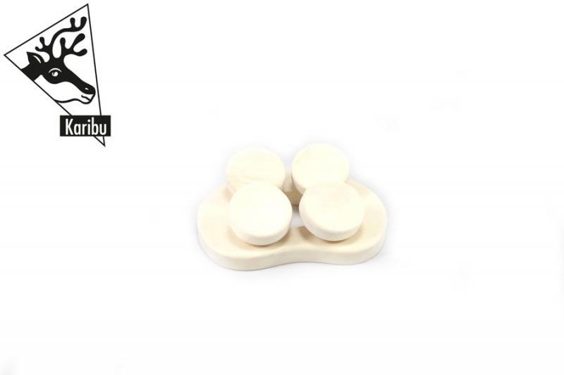 Karibu Kopfstütze ergonomische  4-PUNKT Auflage