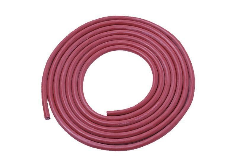 Karibu Kabel C: 3m Silikonkabel für Saunaleuchten