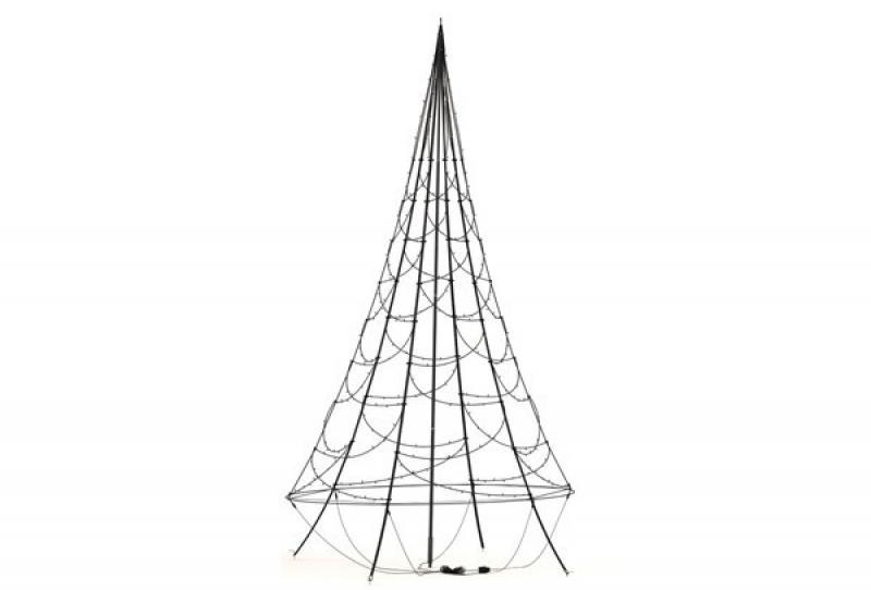 fairybell led weihnachtsbaum lichterbaum h x b 1000 x 500 cm 2000 leds warm wei. Black Bedroom Furniture Sets. Home Design Ideas