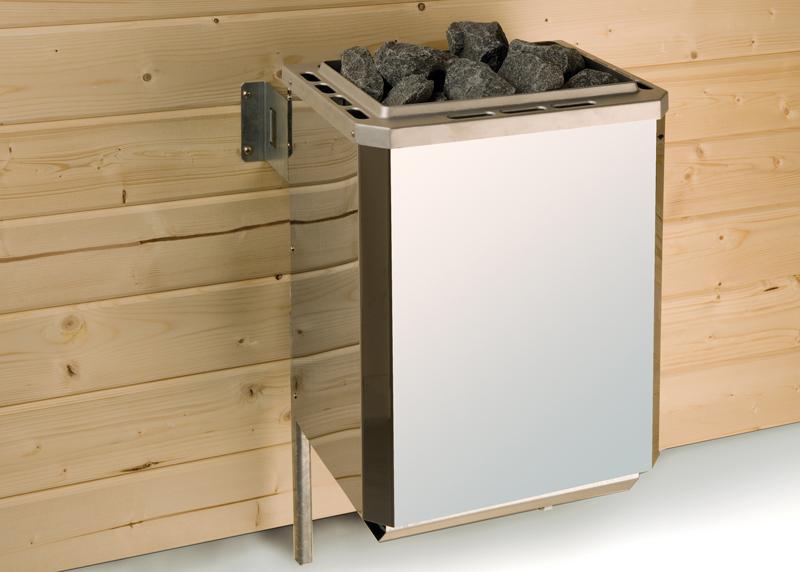 WEKA Sauna Zubehör Saunaofen Classic 3,6 kW