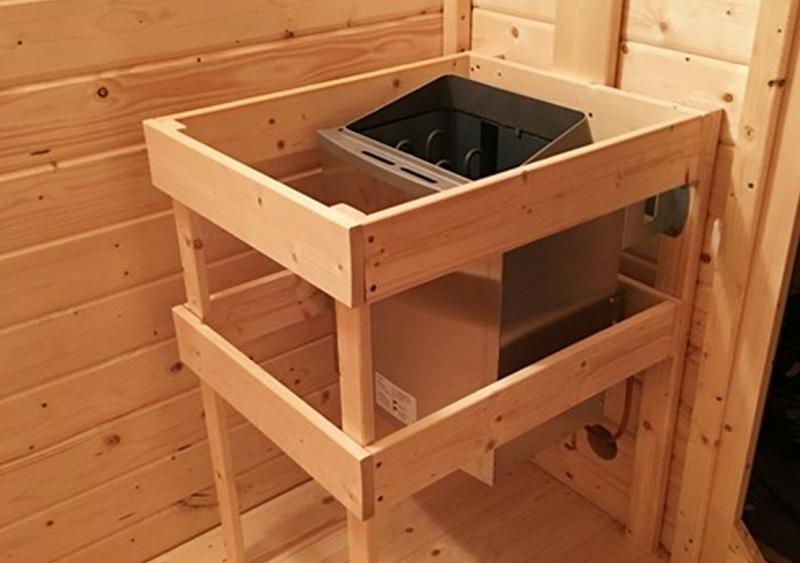 karibu gartensauna saunahaus skrollan 3 38 mm ohne zubeh r. Black Bedroom Furniture Sets. Home Design Ideas