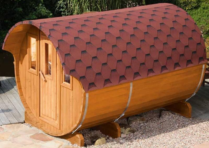 wolff finnhaus saunafass 330 de luxe selbst bausatz. Black Bedroom Furniture Sets. Home Design Ideas