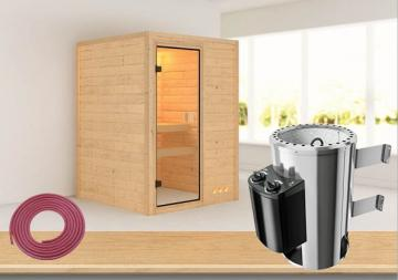 sauna kaufen moderne heimsauna gartensauna infrarotkabine beim profi. Black Bedroom Furniture Sets. Home Design Ideas