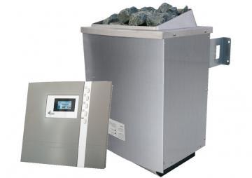 Karibu Ofen 9 kW - inkl. ext. Steuerung Premium (Kabel A und B notwendig)