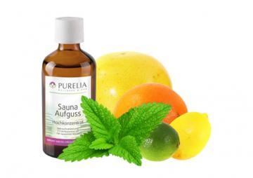 Purelia Sauna Aufgusskonzentrat 100 ml Citrus-Melisse