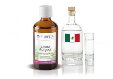 Purelia Aufgusskonzentrat Saunaduft 100 ml Tequilla