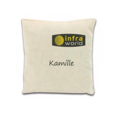 Duftkissen Kamille - Infraworld Kräuterkissen für Bio-Sauna