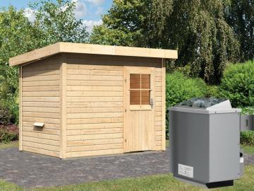 sauna kaufen moderne heimsauna gartensauna infrarotkabine beim profi. Black Bedroom Furniture Sets. Home Design Ideas