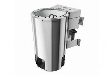 Karibu Saunaofen 230 Volt Biokombiofen 3,6 kW - mit externer Multifunktions-Steuerung Modern