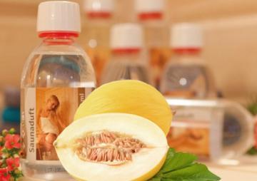 Karibu Sauna Aufgusskonzentrat 250 ml Honigmelone