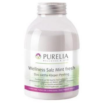 Purelia Salzpeeling Sauna Peeling 120 g mint-fresh