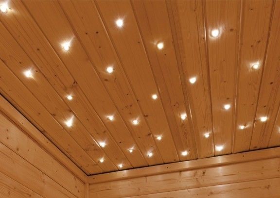 karibu leuchte sternenhimmel led stimmungslicht mit. Black Bedroom Furniture Sets. Home Design Ideas