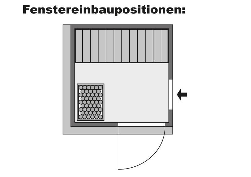 karibu system sauna 230 volt lenja fronteinstieg 68 mm mit dachkranz. Black Bedroom Furniture Sets. Home Design Ideas