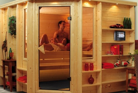 sauna ab 4 personen. Black Bedroom Furniture Sets. Home Design Ideas