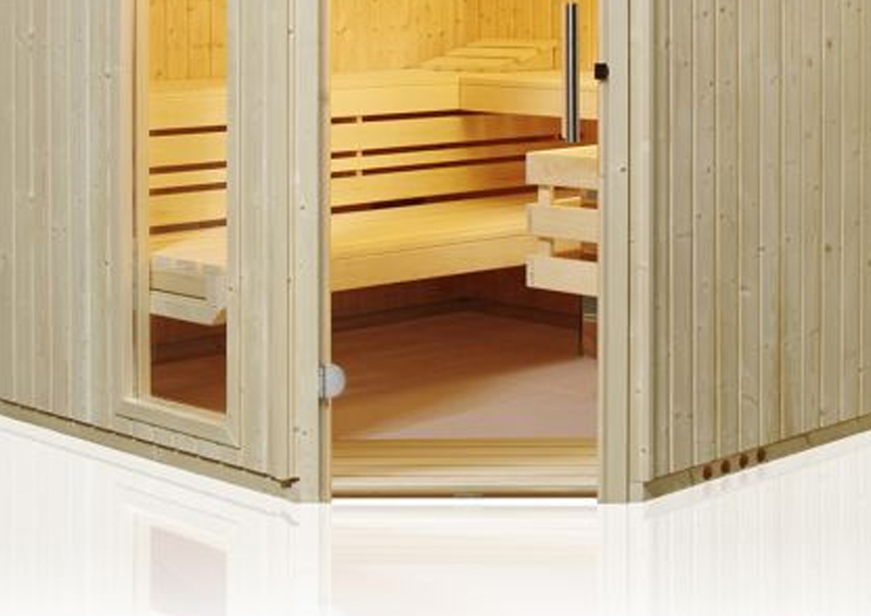 infraworld sauna auf ma safir fichtenholz 75 mm. Black Bedroom Furniture Sets. Home Design Ideas