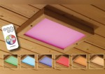 Karibu Farblichtanwendung LED Premium inkl. Fernbedienung