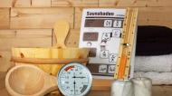 Karibu Sauna Zubehörset CLASSIC 6 teilig