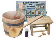 Sauna Zubehörset 1 (6-teilig)