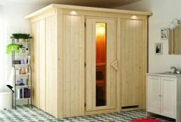 Energiespar-Sauna