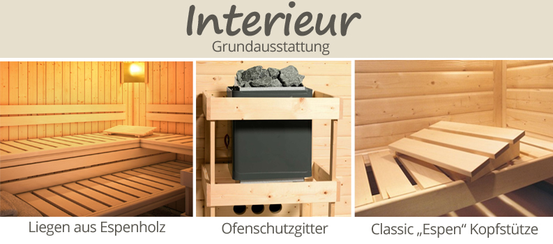 karibu system sauna fiona 1 mit dachkranz eckeinstieg 68 mm. Black Bedroom Furniture Sets. Home Design Ideas
